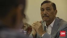 Luhut: Kalau Enggak Ada Gejolak, Bukan Papua Namanya