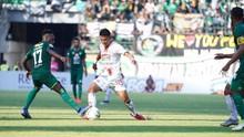 Hasil Liga 1 2019: Persebaya Ditahan Imbang Persija 1-1