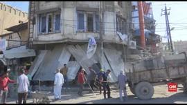 VIDEO: Ledakan Bom Motor di Irak Tewaskan Tiga Orang