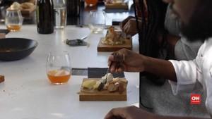 VIDEO: Ilmuwan Zimbabwe Hidupkan Kembali Es Krim Tradisional