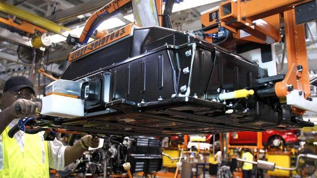 Daur Ulang Baterai Bekas Kendaraan Listrik jadi Pilihan