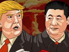 Perang Dagang, AS-China Sudah Sepakat Separuh Poin Perdamaian