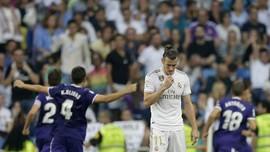 Hasil Liga Spanyol: Madrid Gagal Menang di Bernabeu