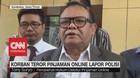 VIDEO: Korban Teror Pinjaman Online Lapor Polisi