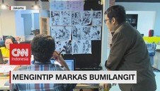 VIDEO: Mengintip Markas Bumilangit