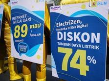 Daftar Lengkap Paket Internet Murah PLN, Gratis Instalasi