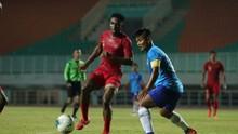 Timnas Indonesia Menang 4-0 atas Persika, Dutra Cetak Gol