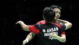 Kejuaraan Dunia: Hendra Setiawan Samai Rekor Butet