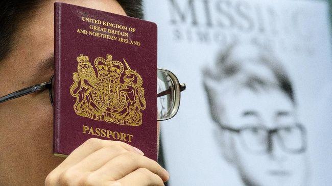 Staf Konsulat Inggris Kembali Ke Hong Kong Usai Ditahan China