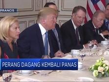 Trump Menyesal Tidak Pungut Tarif Lebih Tinggi Ke China