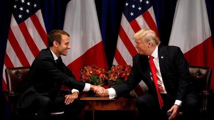 Pemerintah Amerika Serikat akan bersiap untuk menaikkan tarif hingga 100% atas barang impor asal Prancis senilai US$ 2,4 miliar. Penyebabnya pajak digital.