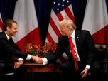 Gegara Pajak Digital, Trump Perang Dagang dengan Perancis