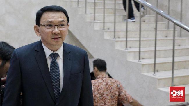 Ahok Dikritik Kasus Hukum Terkait Rencana Jadi Bos BUMN