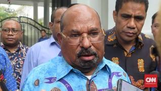 Banyak Keluhan, Gubernur Papua Minta Akses Internet Dibuka