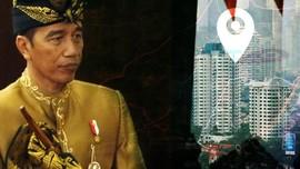 Sah! Jokowi Mau Pindahkan Ibu Kota ke Kaltim