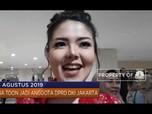 Tina Toon Resmi Jadi Anggota DPRD DKI Jakarta
