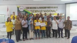 MIND ID Berikan Beasiswa pada Mahasiswa Uncen Papua
