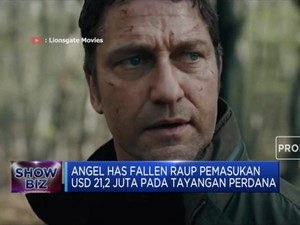 Tayang Perdana, Film 'Angel Has Fallen' Masuk Box Office