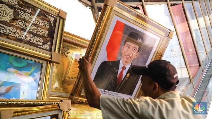 Pelantikan presiden dan wakil presiden terpilih 2019-2024, yaitu Joko Widodo dan KH Ma'ruf Amin, sudah ditetapkan pada 20 Oktober 2019.