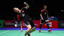 Ahsan/Hendra vs Kevin/Marcus di Final Denmark Open