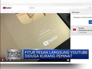 Youtube Hapus Fitur Layanan Pesan