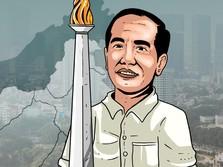 Jokowi Punya 3 Konsultan Asing Ibu Kota Baru, Siapa Saja?
