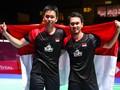 Ahsan/Hendra Tak Menyangka Juara di Kejuaraan Dunia 2019