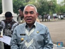 Ke Istana, Gubernur Kaltim Bocorkan Calon Lokasi Ibu Kota