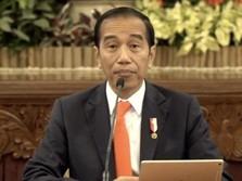Peringatan DPR ke Jokowi: Bahas 6 UU Sebelum Pindah Ibu Kota