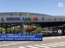 Samsung Sang Penguasa Pangsa Pasar Smartphone
