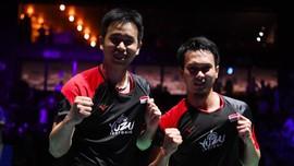 6 Fakta Usai Ahsan/Hendra Raih Gelar Ketiga Kejuaraan Dunia
