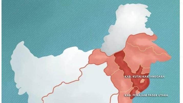 Pindah Ibu Kota Baru Telan Rp 466 T, Uangnya Dari Mana Saja?