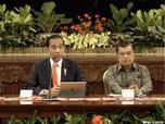 Sah! Jokowi Putuskan Ibu Kota RI Pindah ke Kaltim