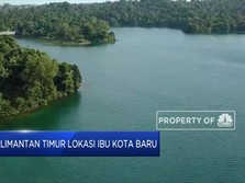 Sah! Kalimantan Timur Lokasi Ibu Kota Baru