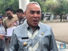 Jelang Pengumuman Ibu Kota, Gubernur Kaltim Nongol di Istana