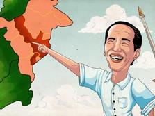 5 Kunci yang Bikin Jokowi Mantap Pilih Kaltim Jadi Ibu Kota