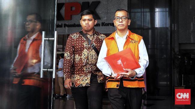 KPK Periksa Emirsyah Satar dan Soetikno Terkait Suap Garuda
