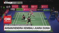 VIDEO: Ahsan / Hendra Kembali Juara Dunia