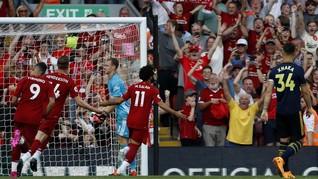 FOTO: Hasil Liga Inggris Pekan Ini