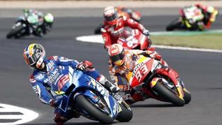 Nobar MotoGP San Marino Trans7 Diramaikan NTRL