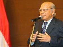 Di Depan Mahfud MD, Emil Salim Kritik Pemindahan Ibu Kota RI