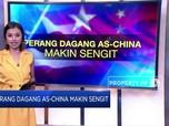Saling Balas, Perang Dagang AS - China Makin Sengit