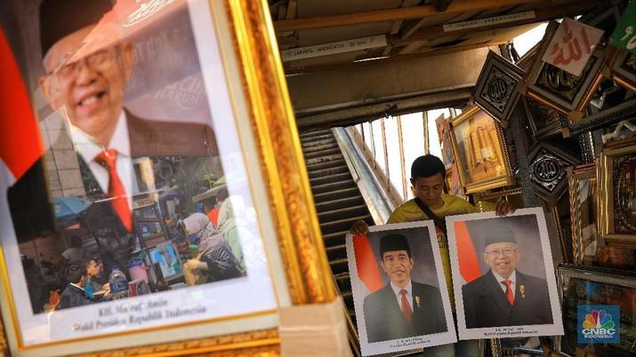 Komisi Pemilihan Umum (KPU) menegaskan waktu pelantikan Presiden dan Wakil Presiden terpilih 2019-2024, yaitu Joko Widodo dan KH Ma'ruf Amin, tidak akan berubah