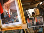 Belum Dilantik,  Poster Jokowi-Ma'ruf Amin Laku Dijual