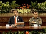 Jokowi: Biaya Pindah Ibu Kota ke Kaltim Rp 466 T