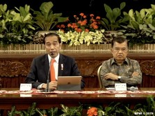 Ibu Kota RI di Kaltim, Jokowi: Beban Jawa & Jakarta Berat
