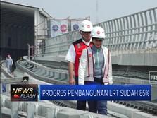 Menteri BUMN : LRT Jabodebek Beroperasi pada November 2019