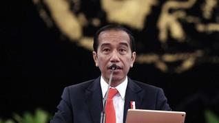 Jokowi Kumpulkan Menteri Bahas Situasi Terkini