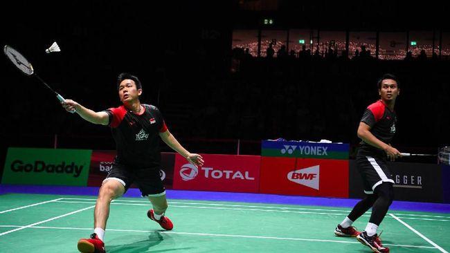 Jadwal Wakil Indonesia di Babak Pertama Denmark Open