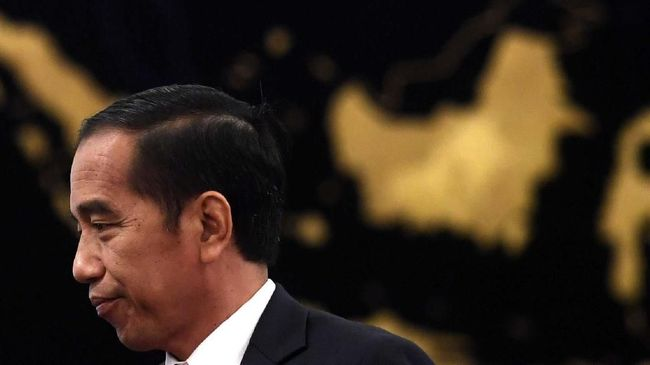 Jokowi Dinilai 'Tutup Mata' Keluarkan Surpres Revisi UU KPK